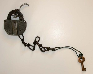 Laramie North Park Padlock Key