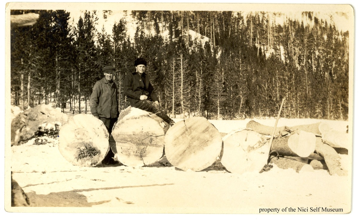 Unidentified Loggers