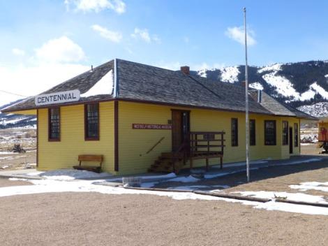 1907 Centennial Depot